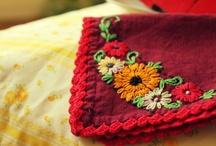 Crafts: Crochet & Embroidery Addiciton / by Mrs. Winnie