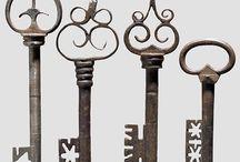 Old keys!
