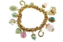 Bracelets- Vintage Princess Jewellery / Gorgeous bracelets available from Vintage Princess Jewellery's shop- upstairs in City Attic, 74-76 North Road, Durham, DH1 4SQ & www.vintageprincessjewellery.co.uk