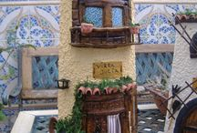 telhas decoradas
