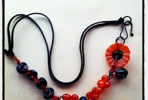 Designers who use Tanya McGuire beads / Many jewelry designers use my lampwork beads in their pieces. This is a place to show off their work.