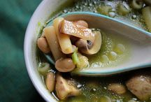 Soups, Stoups and Stews / I love soup...quick, easy and warms the soul. / by Correen K | Food Lovers Web