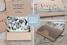 DIY Wedding Printables / DIY wedding printables / by Crossfire Photography