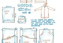 Things to Do or Make: 4. Coats & Hoodies / What it says!