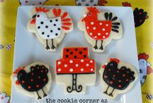 Cookies / by Kimberly Johnson