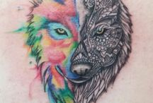 Fabulous tattoos / I really want tattoos, but have to wait a couple of years yet. But still, I can dream...