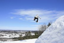 Winter Activities / Boasting more than 19 ski resorts and countless trails for snowmobiling and snowshoeing, Pennsylvania's winter activities offer an outdoor adventure for everyone!
