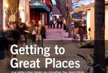 Urbanisme / Alt hvad jeg synes er interessant ved bæredygtig byplanlægning