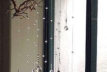 Fönster dekoration