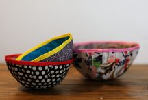Fabric, Yarn and Rope Crafts