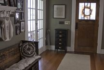 Home - Entry/Mudroom & Laundry