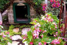 Casa para perros / Su lugar seguro para descansar