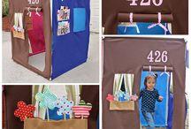 PVC playhouse / by Kindra Johnson
