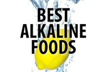 ALKALINE Foods and Recipes / Maybe this is the way to eat to stay Healthy, Bacteria and  Viruses don't breed in an Alkaline Body.