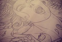 Sketch By Mattia Bau Vegni