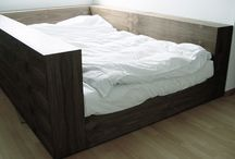 bed / by Rian
