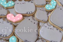 Pusheen / Pusheen the cat - all about this cute little creature.
