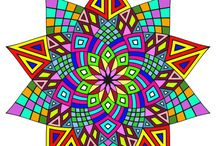 Coloring pages/Patterns