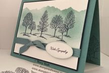 Lovely as a Tree - Stampin' Up / by Diana Crawford