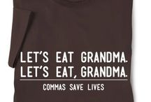 "Grammar Is Good... / Practical workbooks in grammar, sentence diagramming, punctuation, capitalization, and even a bit of style. Plus some ""funnies"" to make you laugh."