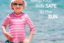 Sun Safety / Summer is here! Read our best tips to keep your children safe in the sun.  / by Healthy Child Healthy World