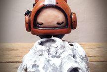 """Await Rescue - Deep Sleep"" Figurine (2015)"