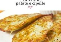 frittelle patate e cipolle