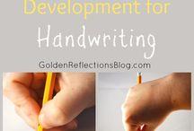 Préhension crayon