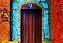 Cozy scape &Doors