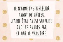 French Words of Wisdom