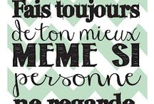 Phrases dictons