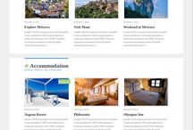 Wordpress Themes / Wordpress themes and templates