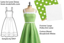 Easy diy vintage dresses