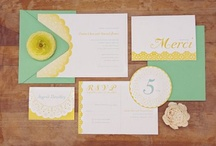 Stationery Loveliness / by Emily Edwards at Your Heart's Desire