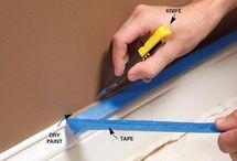 Tips für Malerarbeiten