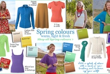 Spring Sizzlers / Springs are bright and fun, just like crocuses, daffodils and tulips, best worn as 2 colours and a splash. Are you a Spring? Come and see me to find  www.houseofcolour.co.uk/annwhitaker or learn more at www.facebook.com/houseofcolourbrisbane