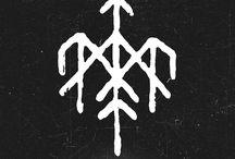 vikings,runes,nature