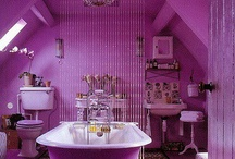 Bathroom / by Shannon Mulvaney