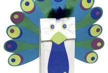 paper bag craft