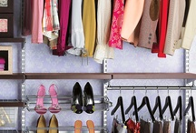 Closets / by Melinda Johnson Malamoco