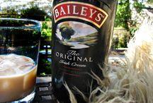 Homemade baileys/drinks etc