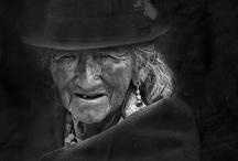 Portret / Portrait - Vrouw / Woman / Werk van anderen fotografen / Work from others photographers