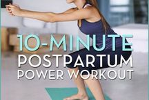 postpartum workout