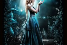 Fantasy!Faries!Magic! / by Mika Lister