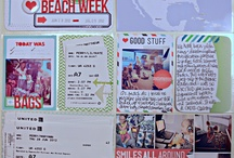 Project Life scrapbooking / by Pamela