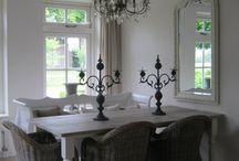 * Dining room