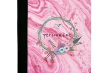 Pad Folio / Beautiful creative artsy and elegant Pad folio designs