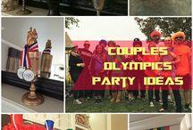 Olympics Party 2016