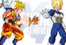 Dragon Ball Xenoverse 2 Goku VS Vegeta