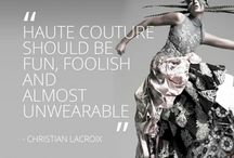 chaos to couture